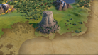 Civilization VI: Gathering Storm. Mato Tipila, also known as the Devil's Tower