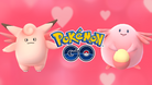 Pokemon GO - Valentine's Day logo