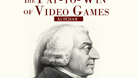 Spoof of the cover of Adam Smith's Wealth of Nations now reading ''The Pay-to-Win of Video Games''