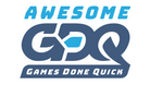 Awesome Games Done Quick logo.