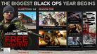 Call of Duty: Black Ops Cold War screenshot showing free content