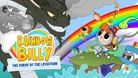 Rainbow Billy: The Curse of the Leviathan key art with logo