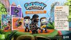 artwork showing Sackboy A Big Adventure Digital Deluxe Edition content
