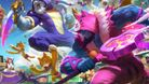 Promotional image for League of Legends Cats vs Dogs event