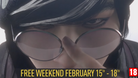 Rainbow Six Siege female operator fixing her glasses