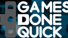 Promotional image for Games Done Quick.