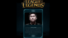 Profile picture of InSec advertising his transfer to Origen.