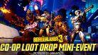 Borderlands 3 - Co-op Loot Drop event is back
