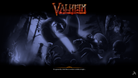 Loading screen from the adventure game Valheim