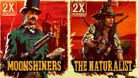 Red Dead Online - bonuses for the week of January 19