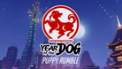 Overwatch - Year of the Dog Puppy Rumble logo