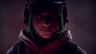 Promotional poster for Rainbow Six Siege operative Ela Bosak.