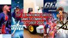 FIFA 21, Ghostrunner, Mario Kart Live, GI Joe, Ys Origins