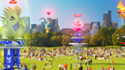 Picture of a Pokemon Go festival