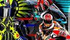 Key art for MotoGP 20.