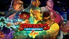 Key art for Streets of Rage 4.