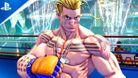 Street Fighter V - Luke, the last new character