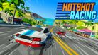 Key art for Hotshot Racing.