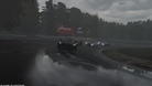Picture of several cars racing on a rainy day in Forza Motorsport 7