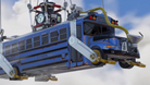 Fortnite Battle Royale's Battle Bus