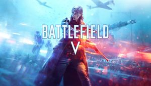 Key art for Battlefield V.