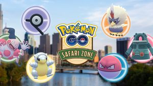 Pokemon Go Safari Zone Philadelphia