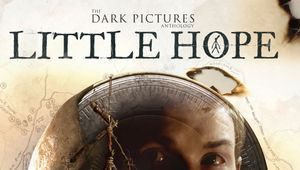 Key art for The Dark Pictures Anthology: Little Hope.