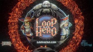 Loop Hero cover, captured from the trailer