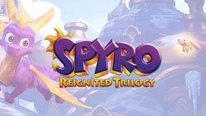 Spyro Reignited Trilogy Logo