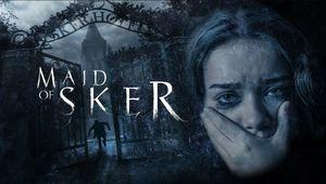 Maid of Sker survival horror game promo image