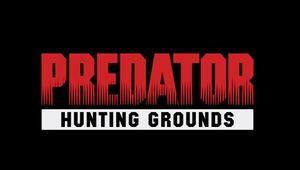 artwork showing predator hunting grounds logo