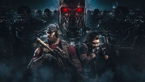 Ghost Recon: Breakpoint characters and T-800 Terminator