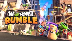 Worms Rumble - PS4/PC cross-play open beta now live