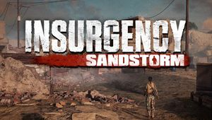 Promotional picture for Insurgency Sandstorm showing a soldier in the desert.