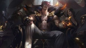 League of Legends - Sett