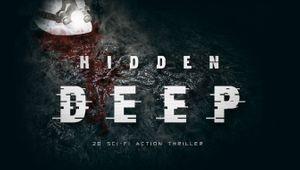 Hidden Deep key art with logo