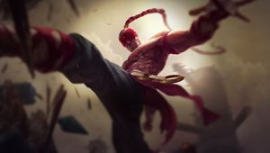 Picture of League of Legends champion Lee Sin