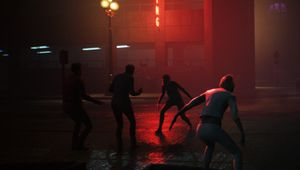 Picture of some vampire shambling around in Vampire: The Masquerade - Bloodlines 2