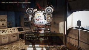 Fallout 76: Wastelanders' NPC Rose