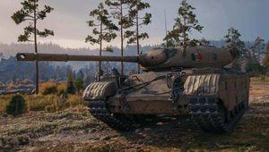 Italian medium tank Progetto 46