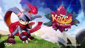 Kaze and the Wild Masks trailer screenshot