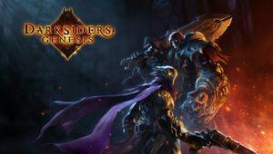 Key art for Darksiders Genesis.