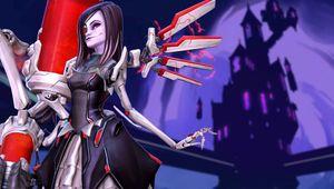 Battleborn character Beatrix