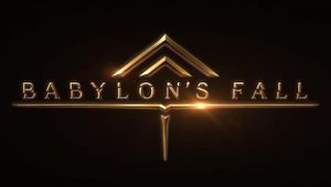 Babylon's Fall official logo