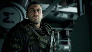 Actor John Bernthal in Ghost Recon: Breakpoint