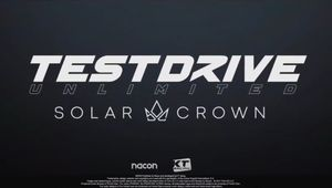 Test Drive Unlimited Solar Crown logo