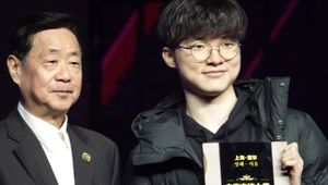 Faker, the new SEA ambassador