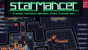 Space station base cells shown in Starmancer video game.