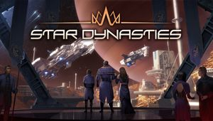Star Dynasties key art with logo