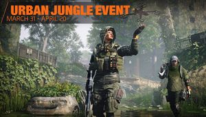 Division 2 Urban Jungle Apparel Event